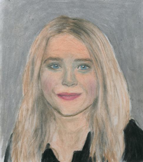 Mary-Kate Olsen by Rodney